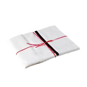 Product with title Pillowcases With Silk Trim - PCCSSTR-WHI-STE