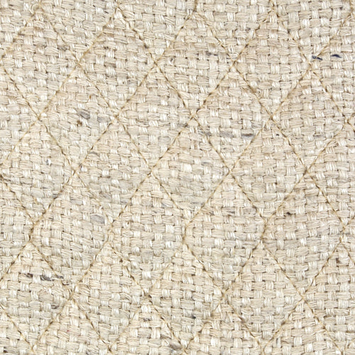 Product with title Quilted Basketweave Coverlet - COBQK-NAT COBQQ-NAT