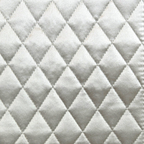 Product with title Charmeuse Quilted Sham SHCQE-FRO SHCQK-FRO SHCQS-FRO