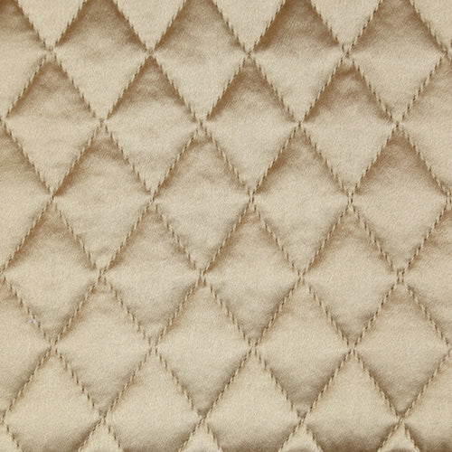 Product with title Charmeuse Quilted ShamProduct with title Charmeuse Quilted Sham - SHCQE-SAN SHCQK-SAN SHCQS-SAN