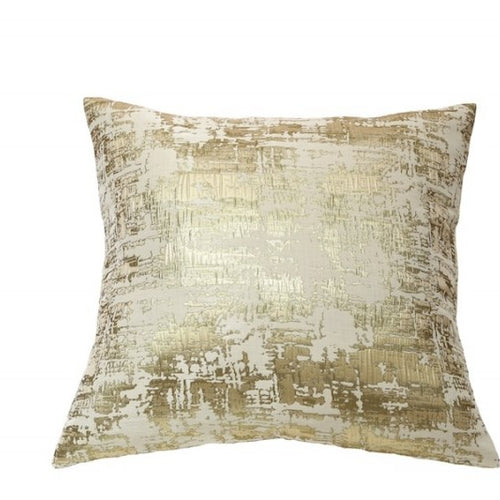 Product with title Scratch-Pillow - YPWSC1818-GLD