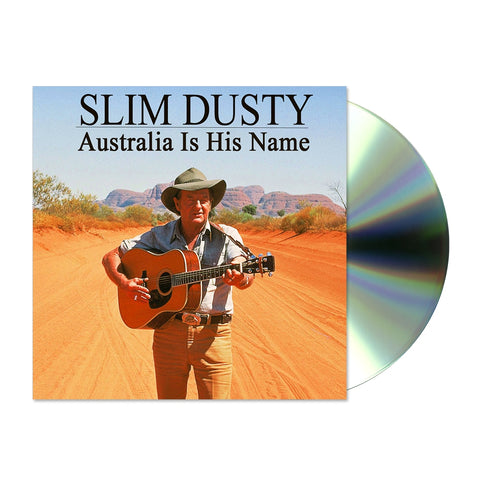 Australia Is His Name (CD)