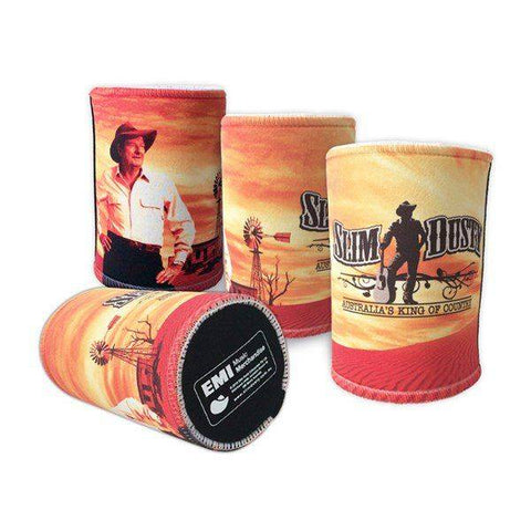 Slim Dusty Can Cooler