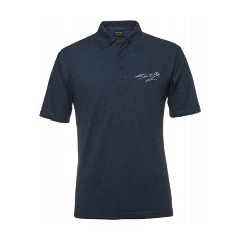 Signature Mens Navy Polo Shirt