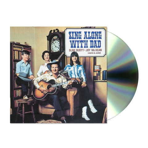 Sing Along With Dad (CD)