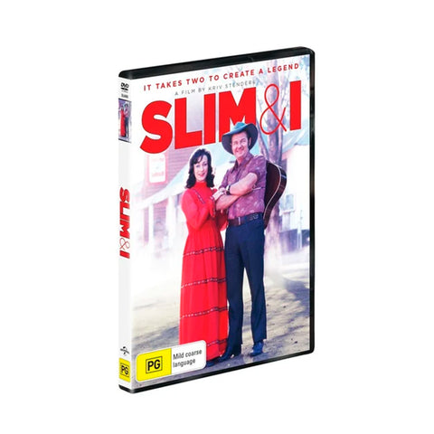 Slim & I (Signed DVD)