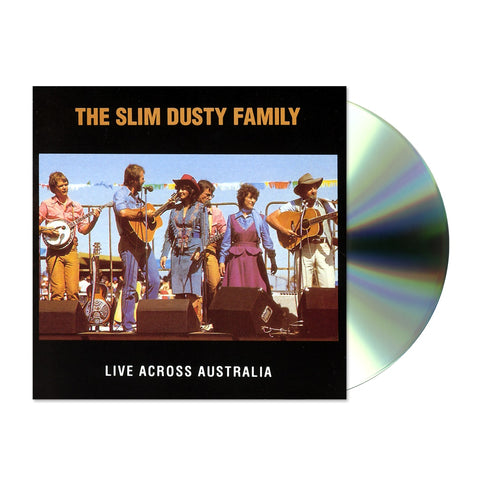 The Slim Dusty Family Live Across Australia (CD)