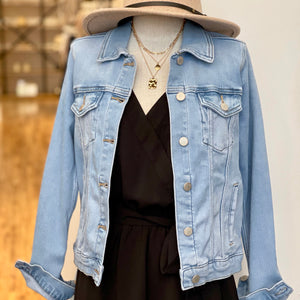 Lightwash Denim Jacket