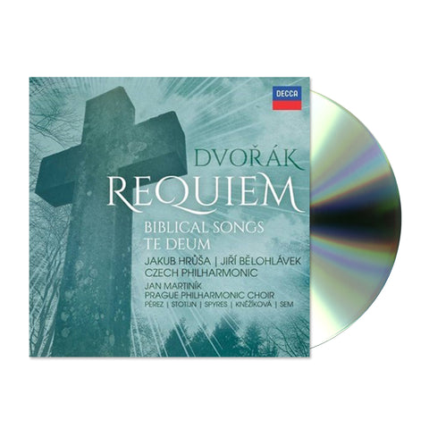 Dvorak: Requiem, Biblical Songs and Te Deum (2CD)