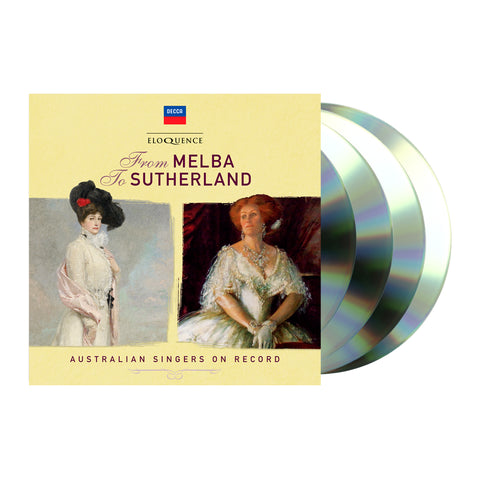 From Melba To Sutherland: Australian Singers On Record (4CD)