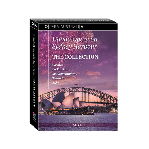 Handa Opera On Sydney Harbour - The Collection (5DVD)