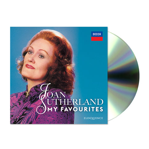 Joan Sutherland - My Favourites (CD)