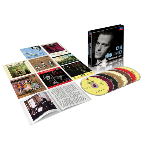 The Classical Legacy (8CD)