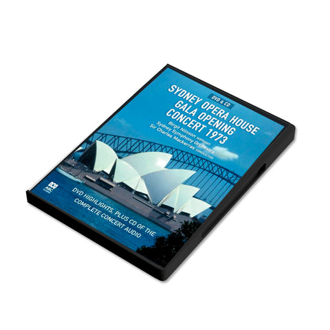 Sydney Opera House Gala Opening Concert 1973 – Highlights (CD+DVD)