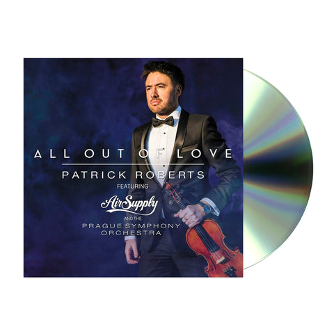 All Out of Love (CD)