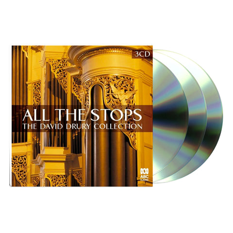 All The Stops: The David Drury Collection (3CD)