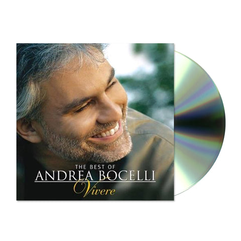 The Best Of Andrea Bocelli - 'Vivere' (CD)