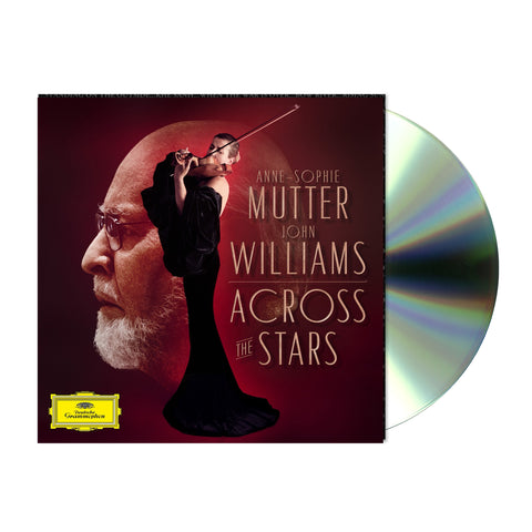 Across The Stars (CD)
