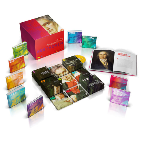 Beethoven 2020: The New Complete Edition (Box Set)
