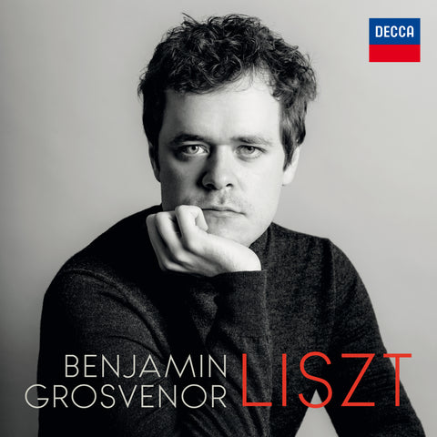 Benjamin Grosvenor - Liszt (CD)