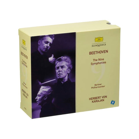 Beethoven: The Symphonies (5CD)