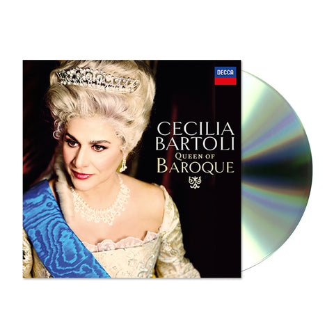 Queen Of Baroque (CD)