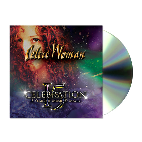 Celebration: 15 Years of Music & Magic (CD)