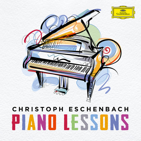 Piano Lessons (16CD Limited Edition)