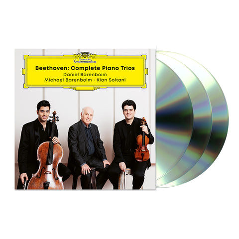Beethoven: Complete Piano Trios (3CD)