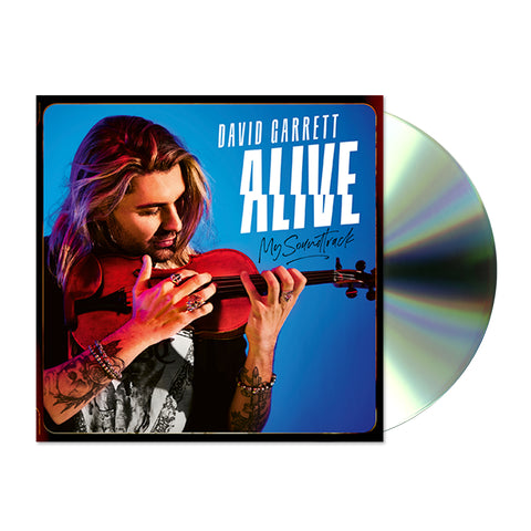 Alive - My Soundtrack (CD)