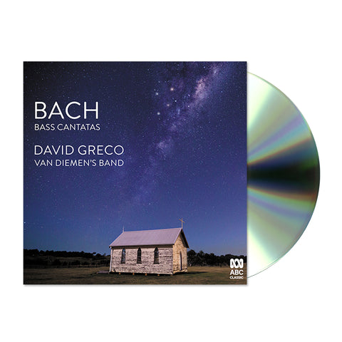 Bach: Bass Cantatas (CD)