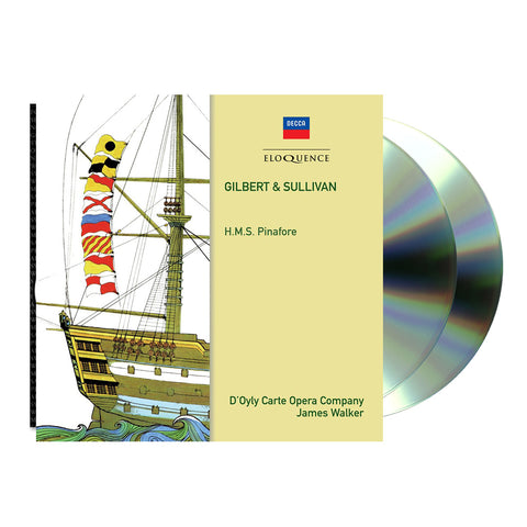 Gilbert & Sullivan: HMS Pinafore (2CD)