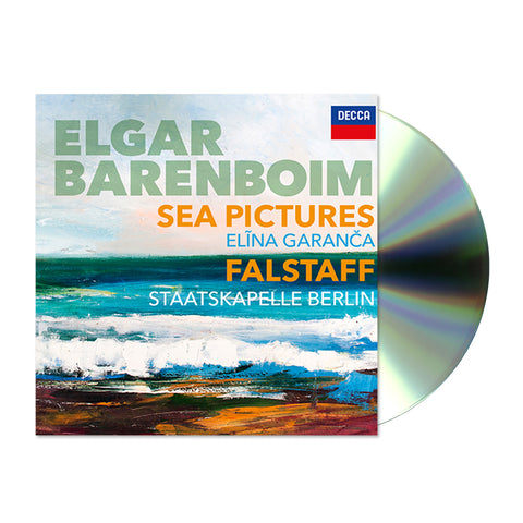 Elgar: Sea Pictures; Falstaff (CD)