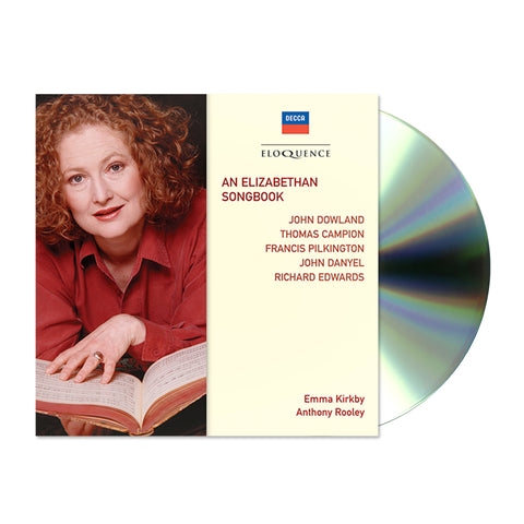 An Elizabethan Songbook (CD)