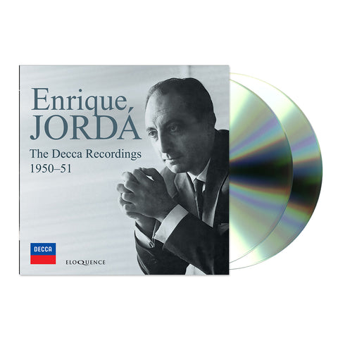 Enrique Jorda - Decca Recordings 1950-51 (2CD)