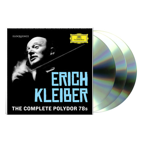 Erich Kleiber - The Complete Polydor 78s (3CD)