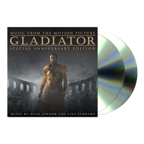 Gladiator - Official Soundtrack: 20th Anniversary (2CD)