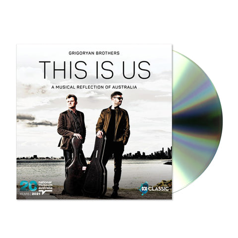 This is Us: A Musical Reflection of Australia (CD)