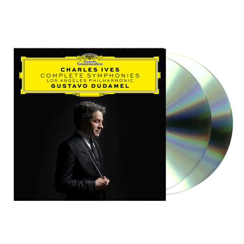 Charles Ives: Complete Symphonies (2CD)