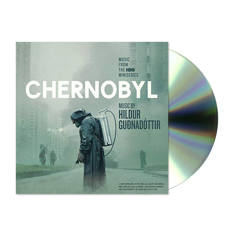 Chernobyl - Official Soundtrack (CD)