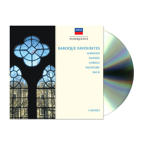 Baroque Favourites (CD)