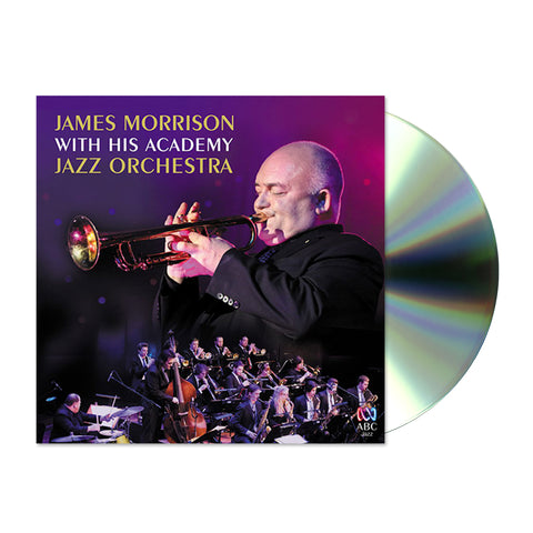 James Morrison With His Academy Jazz Orchestra (CD)