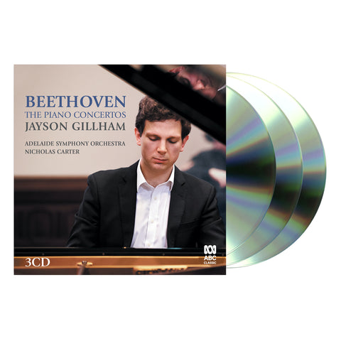 Beethoven: The Piano Concertos (3CD)
