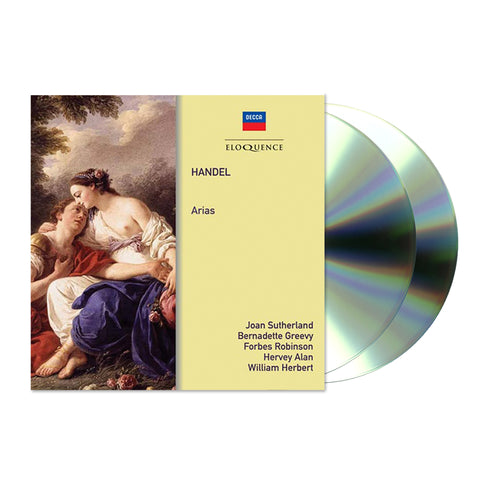 Handel: Arias (2CD)