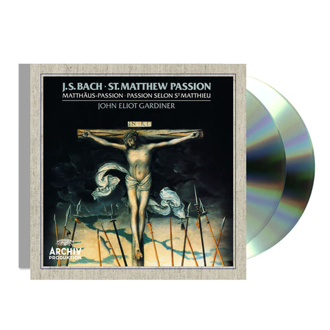 Bach, J.S.: St. Matthew Passion (2CD)