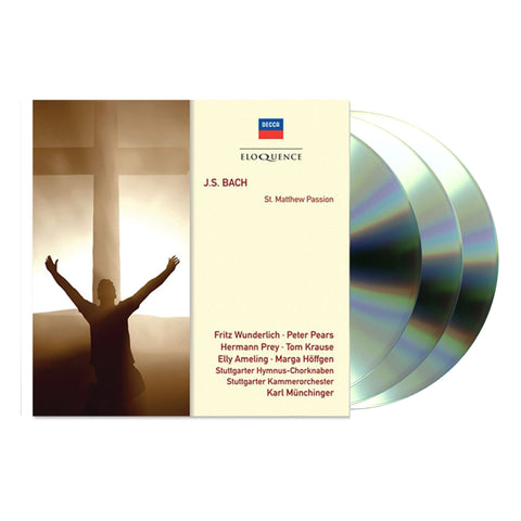 Bach: St Matthew Passion (3CD)