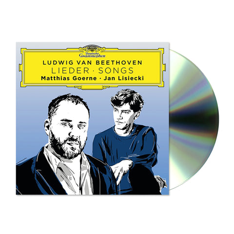 Beethoven Songs (CD)