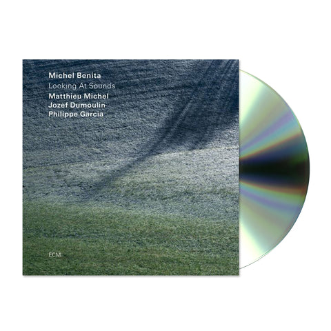 Looking At Sounds (CD)