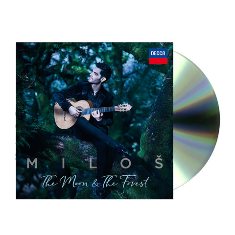 The Moon And The Forest (CD)