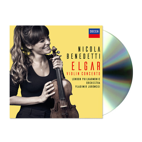 Elgar: Violin Concerto (CD)